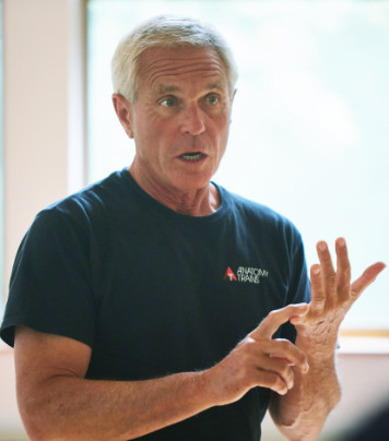 Anatomy Trains author Tom Myers