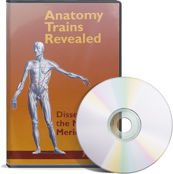 Anatomy Trains Revealed DVD