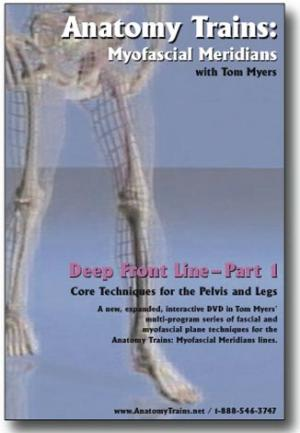 deep front line part 1 dvd in the technique series