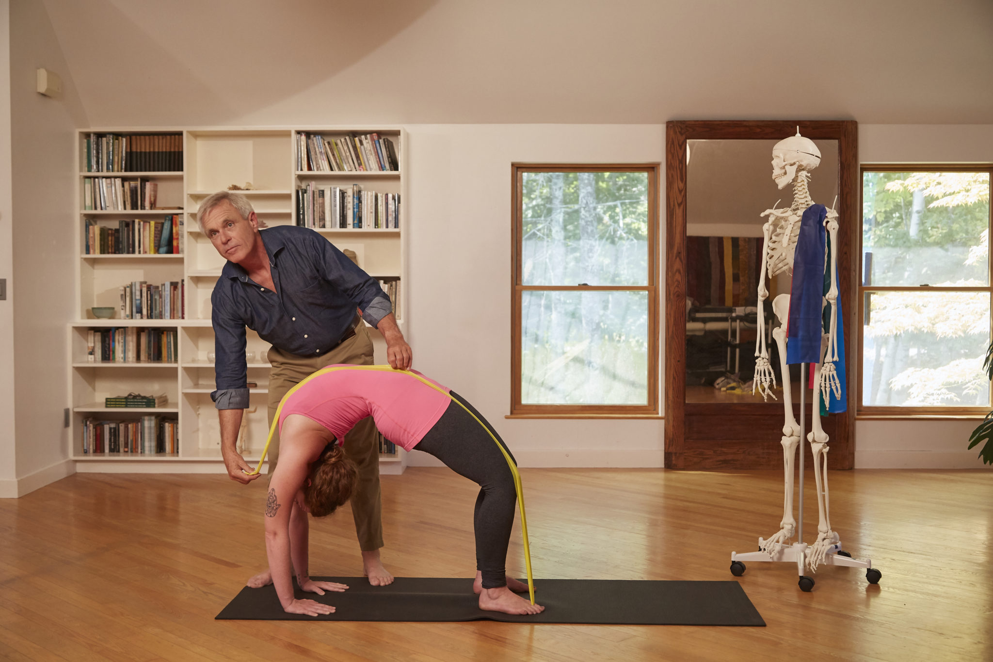 Tom Guest Author For Yoga Journal Anatomy 101 For Yoga Teachers And
