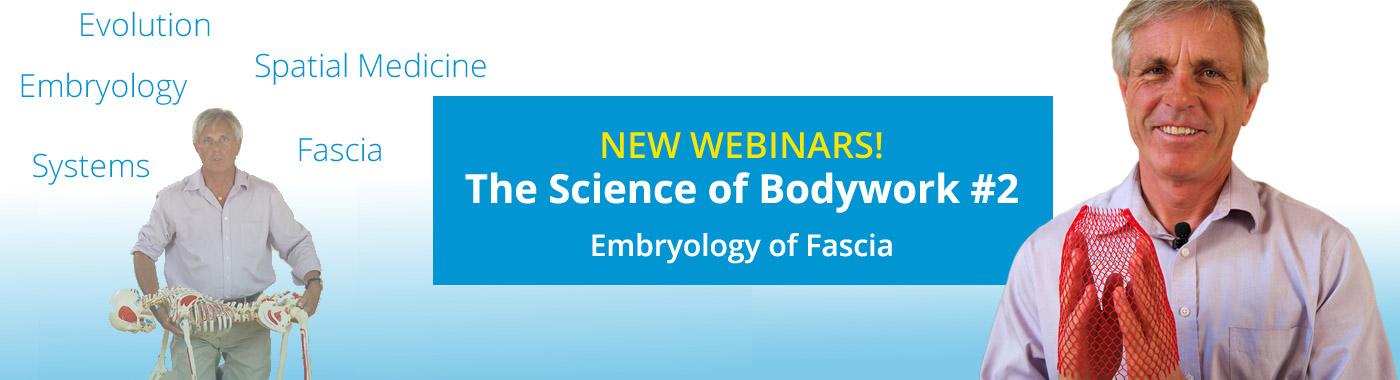 Embryology of Fascia Webinar