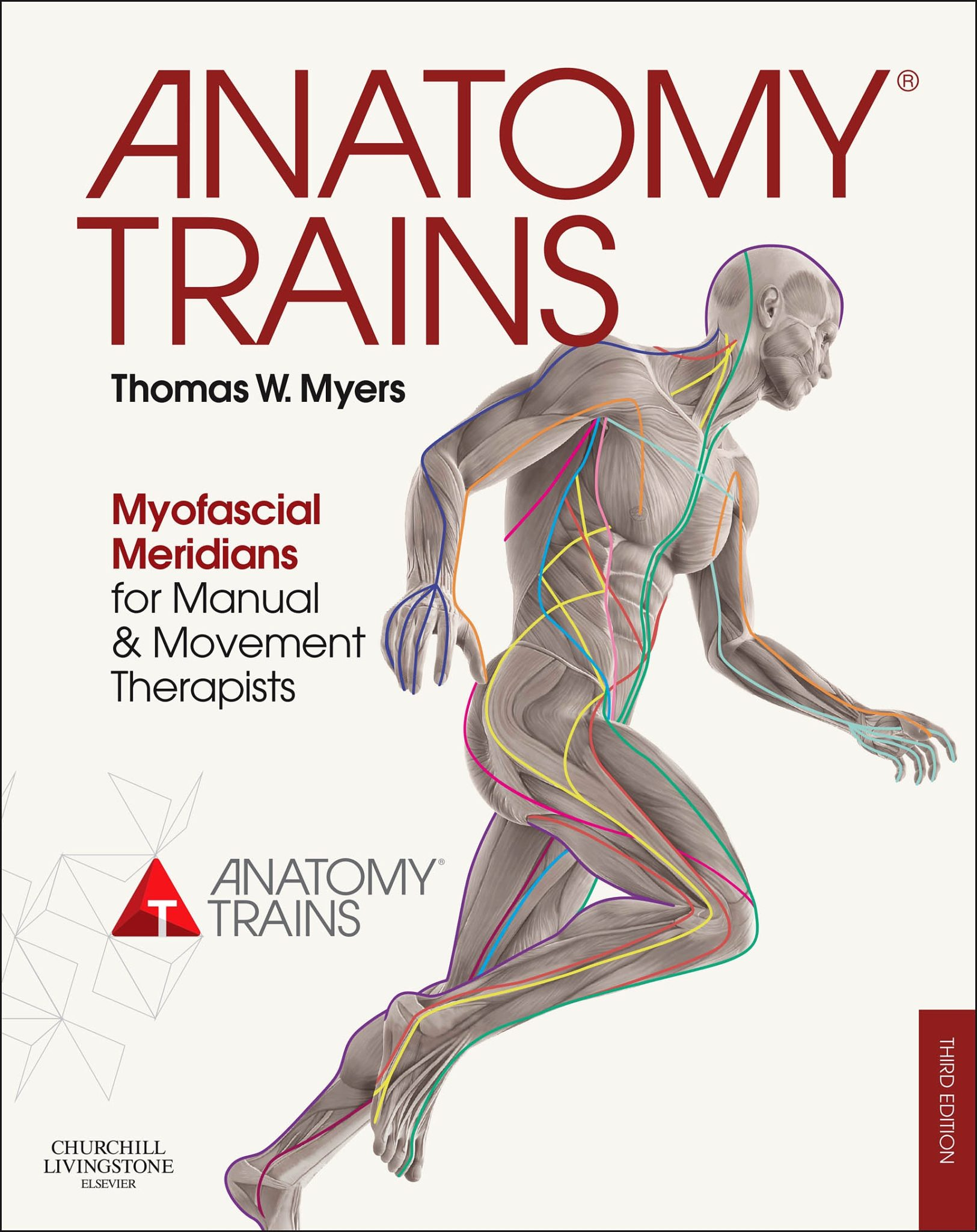 Anatomy Trains Books For Sale Fascial Health Literature