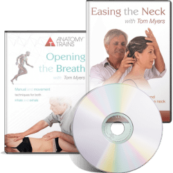 Opening the Breath & Easing the Neck DVD