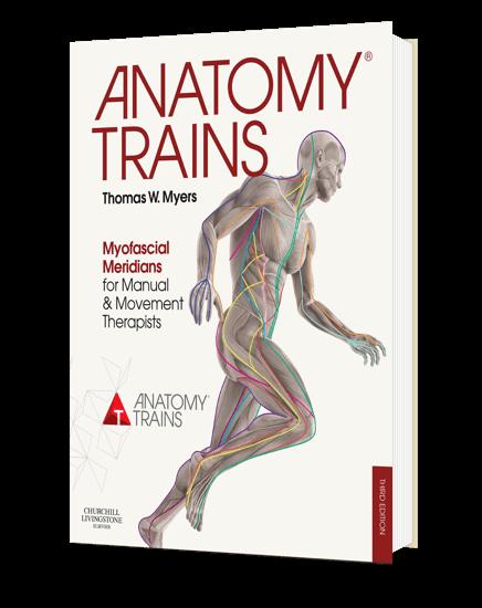 Anatomy Trains – Third Edition Book