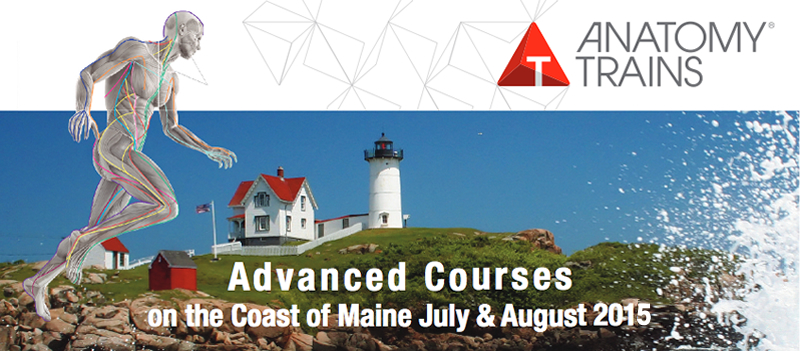 Advanced Courses on the Coast of Maine July & August 2015