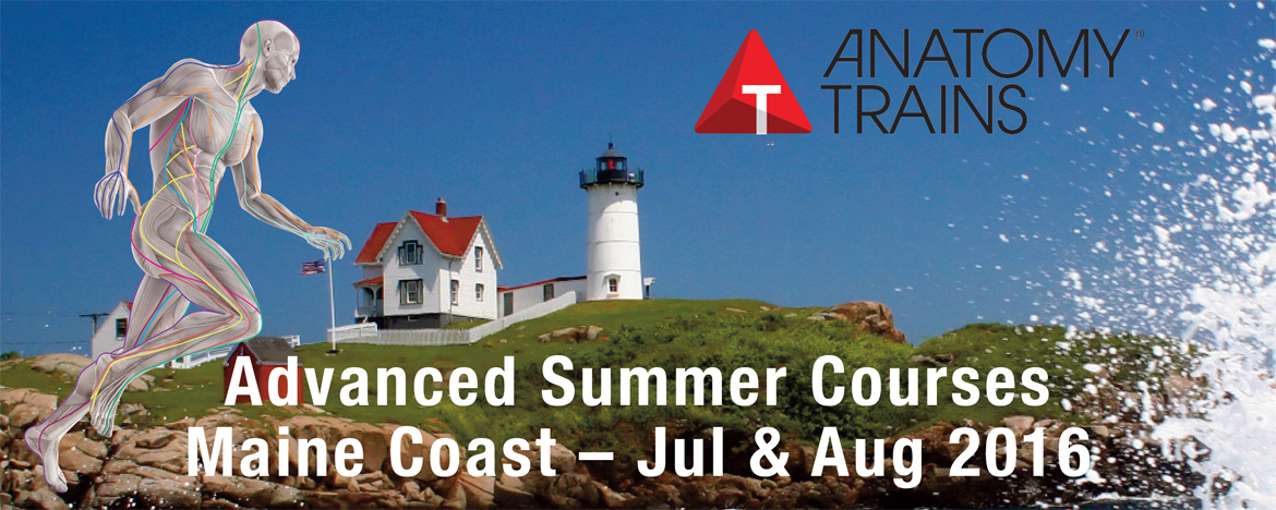 Advanced Summer Courses Maine Coast - July and August 2016