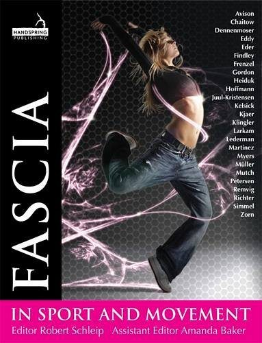 fascia in sport and movement by robert schleip