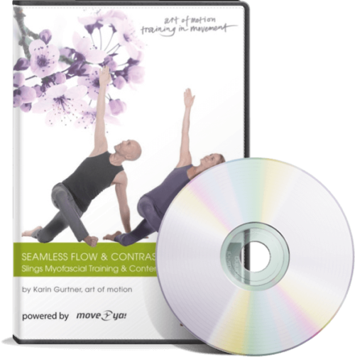Slings Myofascial Training and Contemporary Pilates DVD