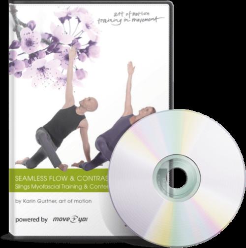 Slings Myofascial Training and Contemporary Pilates DVD