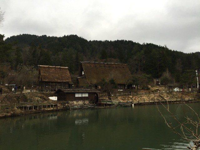Takayama Preserved Village