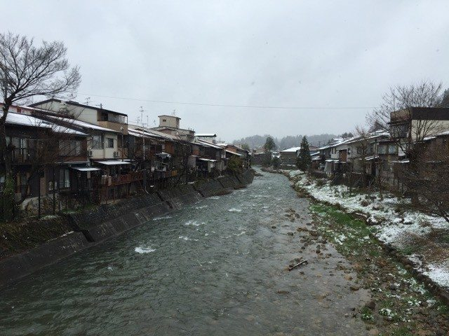 Winter Morning in Takayama