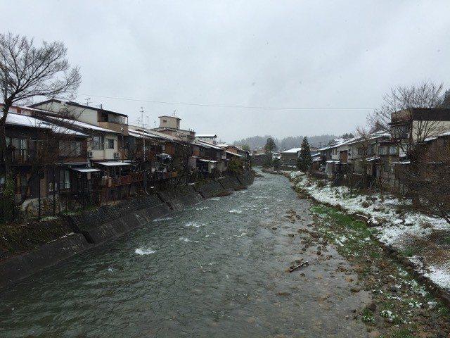 Winter Morning in Takayama