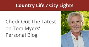 Tom Myer's Personal Blog
