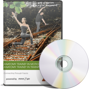 Karin Gurtner's latest DVD: Connecting Through Fascia.