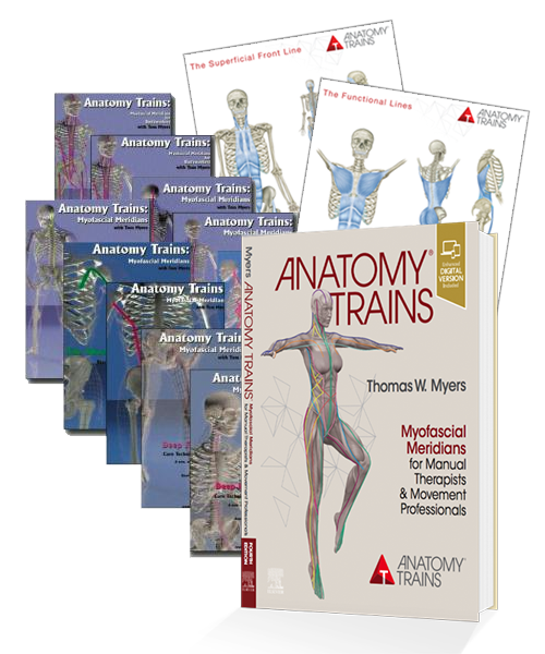 Anatomy Trains Complete Starter Package