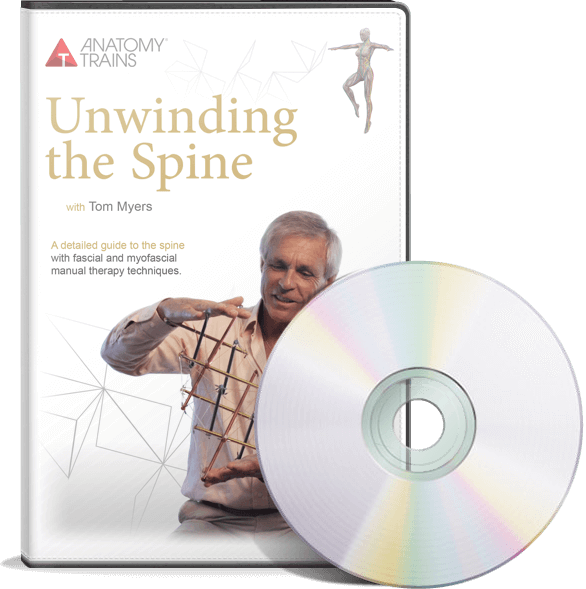 Unwinding the Spine DVD