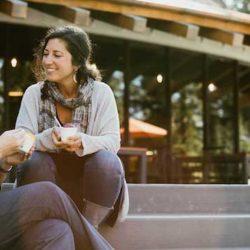 Conversation Over Coffee - Common Grounds Café