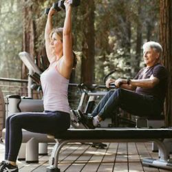 Outdoor Workout Spaces